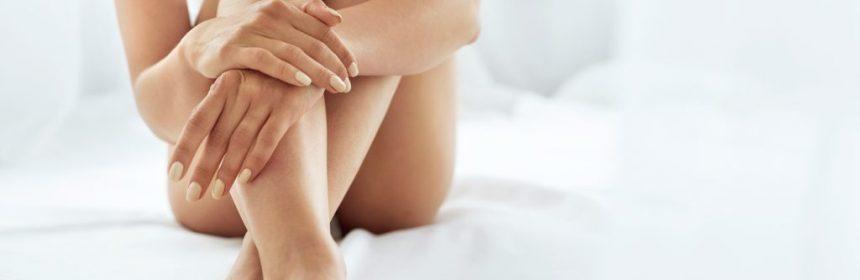femme jambes lisses